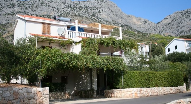 Accommodation Hvar, Apartment Frane